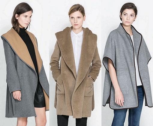 abrigos de zara otoño invierno 2013 2014