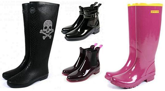 botas de agua gioseppo 2013
