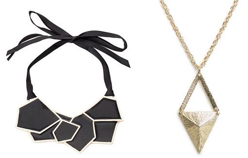 Collares geométricos