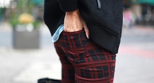 Street style con la ropa de moda del otoño 2013