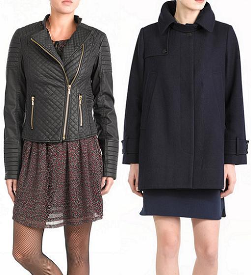 abrigos invierno 2014 de Sfera cazadoras y chaquetones
