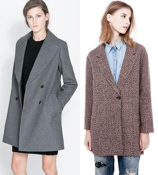 Abrigos mujer de la moda otoño invierno 2013 2014 masculinos
