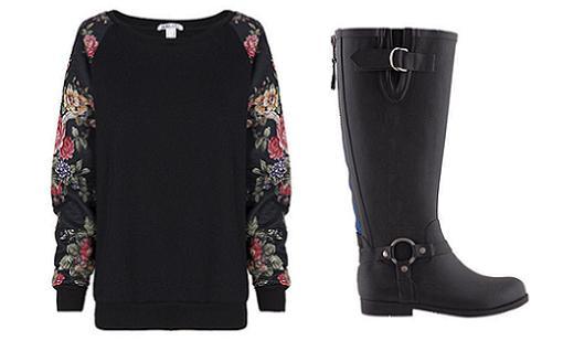 La mejor ropa, zapatos y accesorios de Blanco online otoño invierno 2013 2014