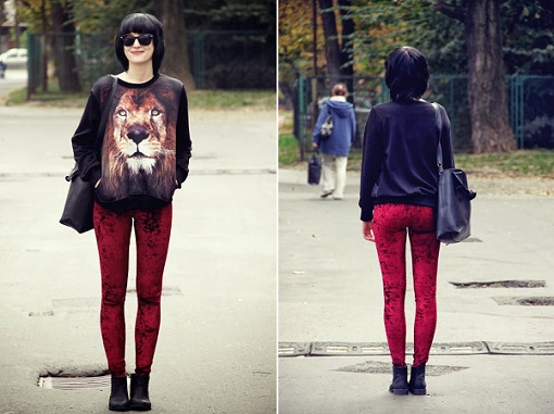 leggins outfits