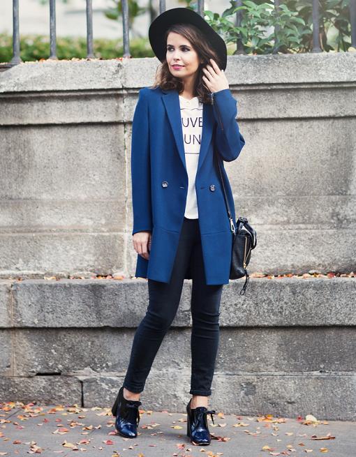 Looks y street style invierno 2014: casual y de fiesta collagevintage