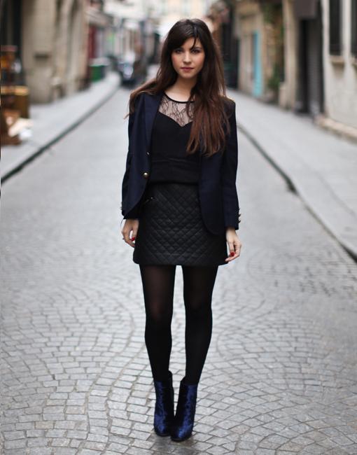 Looks y street style invierno 2014: casual y de fiesta leblogbetty