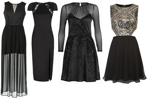 vestidos de fiesta y nochevieja 2014 primark