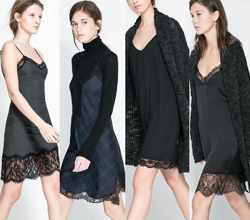 Nuevos Robatendencias Vestidos Zara 2014 De Otoño 2013 Invierno rwr4qU70nx