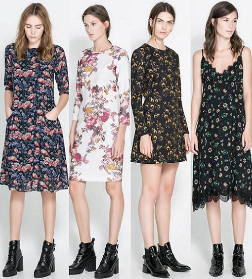 2014 Invierno 2013 Vestidos De Nuevos Zara Otoño rxCBoed