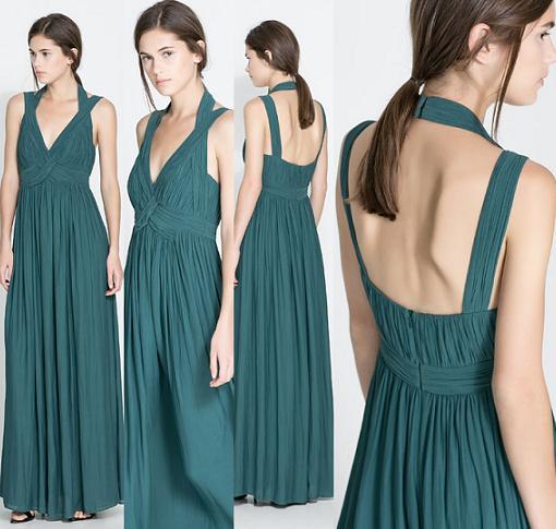 Zara vende por 40 € uno de los vestidos más bonitos que vimos en la boda de Meghan Markle Y también lo llevó Sarah Jessica Parker. Y sí, es REAL, no es que se parezca un poco, es que puedes.