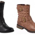 Zapatos y botines de Mustang otoño invierno 2013 2014