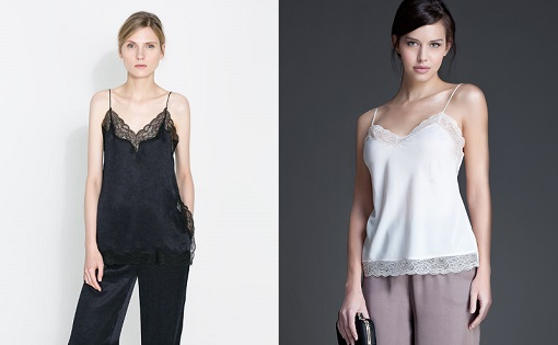 talla 40 en stock discapacidades estructurales Las mejores camisetas y vestidos lenceros del invierno 2013 ...