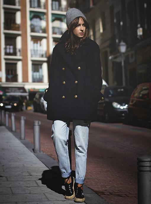Looks con los abrigos low cost del invierno 2014 masculinos
