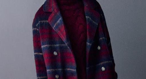 Pull and Bear y su nueva ropa de abrigo del invierno 2014