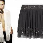 ropa y vestidos de fiesta de blanco 2014