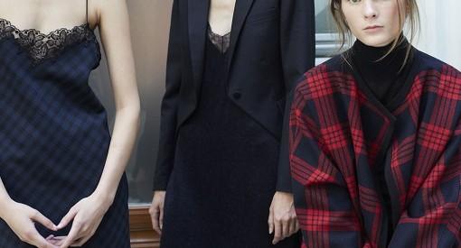 Vestidos lenceros de Zara