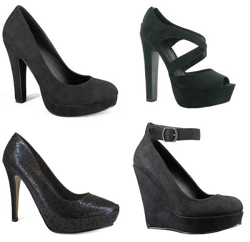 Zapatos con plataforma Marypaz