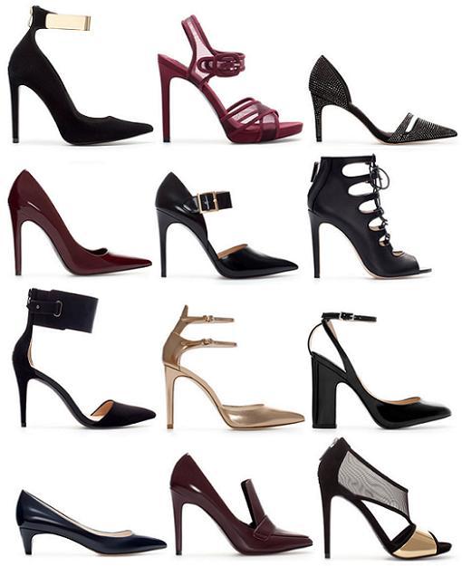 zapatos zara 2013 2014 zapatos y sandalias de fiesta