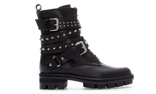 zapatos zara invierno 2013 2014