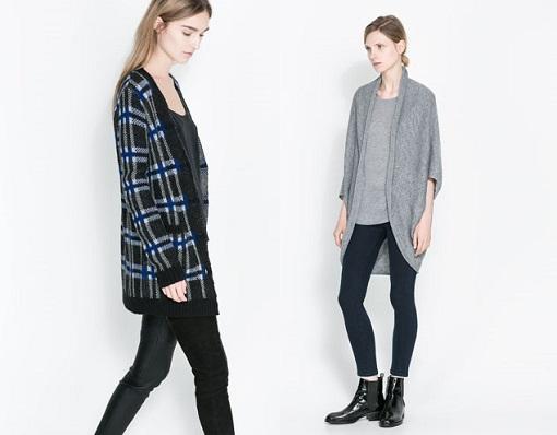 Chaquetas Zara 2014