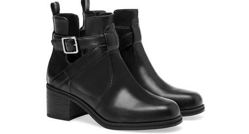 los mejores zapatos de pull and bear para el invierno 2014