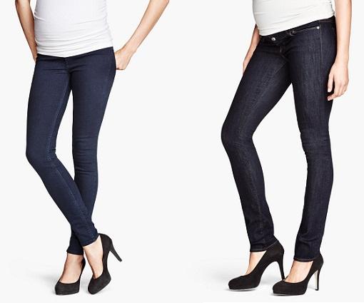 Pantalones premama H&M