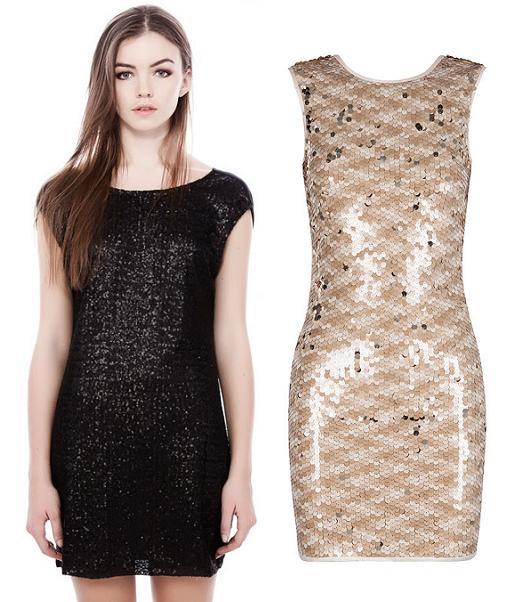 vestidos de nochevieja 2013 lentejuelas