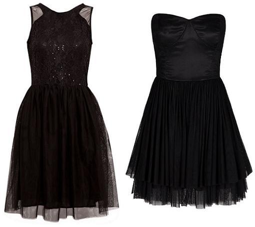 vestidos de nochevieja 2013 tul