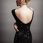 Vestidos para Nochevieja 2013: Terciopelo, lentejuelas, transparencias