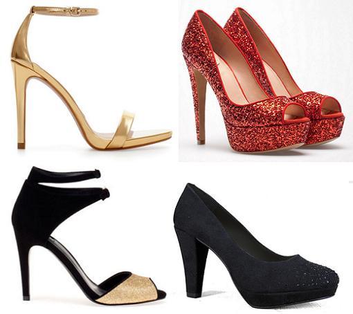 ¿Una noche que quieres recordar para toda la vida? Si vas a salir necesitarás un zapato de fiesta que sea adecuado con la noche que te espera, puedes elegir entre stilettos, sandalias de tacon.
