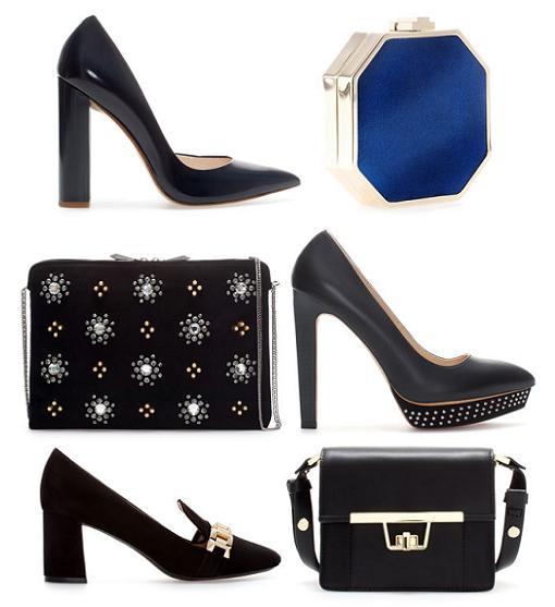 zara mujer zapatos complementos