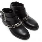 botines moteros muy mujer una de las tendencias en calzado del 2014
