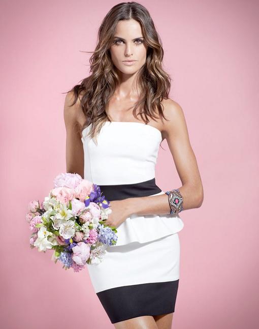 catalogo de blanco primavera verano 2014 vestidos
