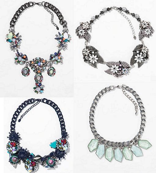 collares de moda 2014 zara