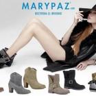 La colección Marypaz 2014 tiene los zapatos y botas de moda