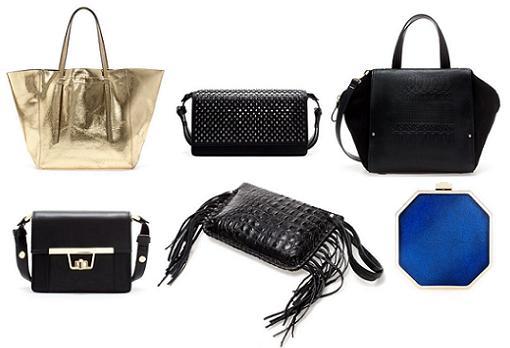 nueva coleccion zara mujer 2014 bolsos