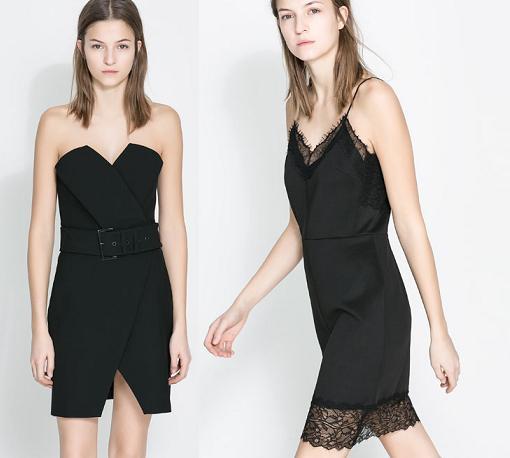 nueva coleccion zara mujer 2014 vestidos