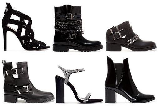 nueva coleccion zara mujer 2014 zapatos