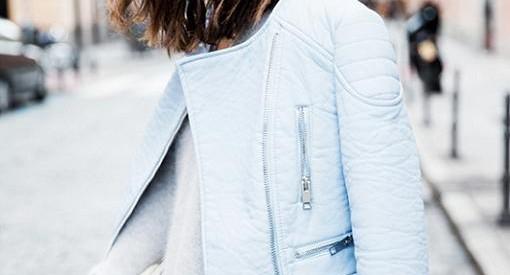 Street style del invierno 2014 con las tendencias en ropa de moda