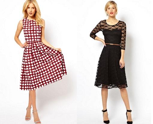 10 faldas y vestidos a os 50 novedades para el look m s - Los anos cincuenta ...