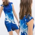 vestidos de zara 2014 primavera verano