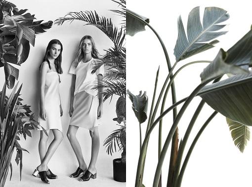 Vesidos Zara verano 2014