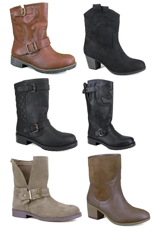 zapatos marypaz 2014 botines