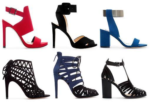 Nuevos Primavera 2014Especial Verano De Nuevas Zapatos Zara 6yYf7bg
