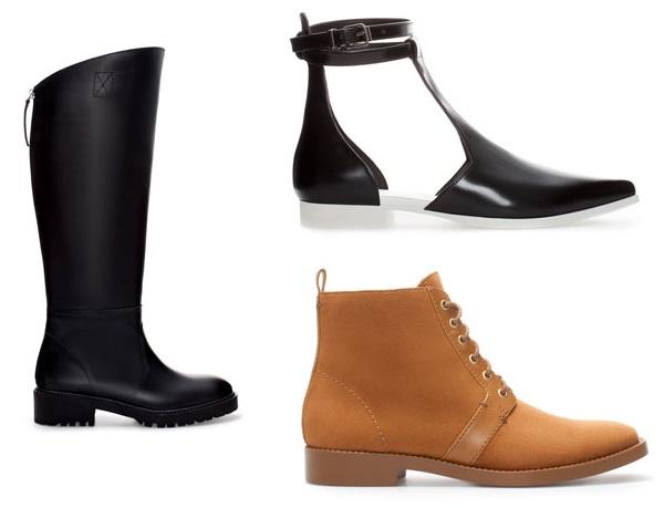Zapatos Zara TRF