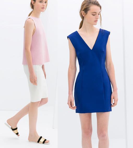 zara primavera verano 2014 ropa