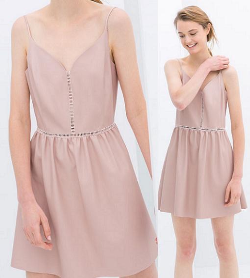 zara primavera verano 2014 vestidos