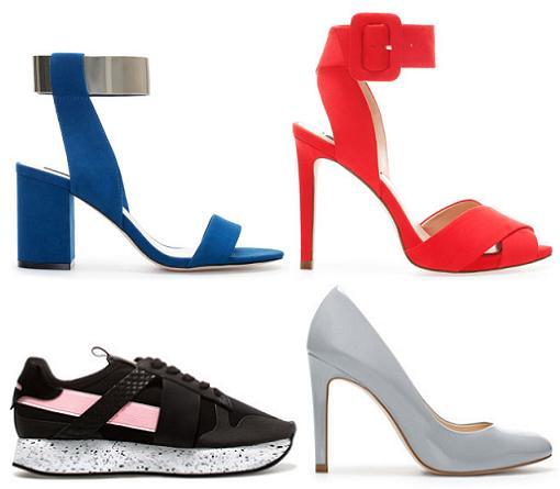 zara primavera verano 2014 zapatos