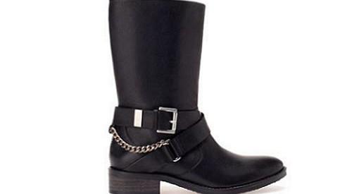 botas y zapatos de stradivarius 2014 de la nueva coleccion