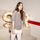 catalogo sfera primavera verano 2014 look casual y juveniles con las tendencias de moda